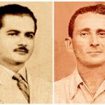 os jovens irmãos Francisco de Assis e Raimundo Nonato Costa